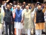 Video : रामनाथ कोविंद ने भरा पर्चा, मीरा भी मैदान में, बिहार की राजनीति गरमाई