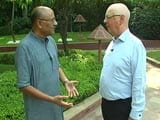 Video : Walk The Talk With World Economic Forum Founder Klaus Schwab