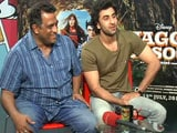 Video : Ranbir Says 'Red Circle Theory' Got Him And Jagga Jasoos Director Together