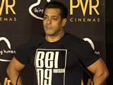 Video : Salman Khan Reveals His NGO Being Human's Plans