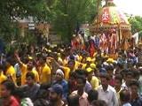 Video: दिल्ली में धूमधाम से निकाली गई भगवान जगन्नाथ की रथयात्रा