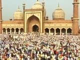 Video: Muslims Celebrate Eid Across India