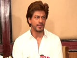 Video : Shah Rukh Khan Wants To Cook For His Children On Eid