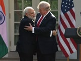 Video : Convergence Between 'New India' And 'Make America Great Again': PM Modi