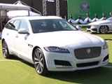 Video : Andy Murray Launches Jaguar XF Sportbrake