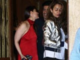 Video : Karan Johar, Kareena Kapoor Khan & Other Celebs At Manish Malhotra's Party