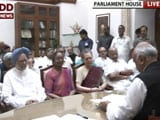 Video: Presidential Election 2017: Meira Kumar Files Nomination