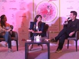 Video : Karan Johar and Mira Rajput Discuss Healthy Eating Habits For Kids