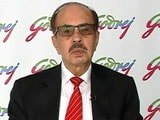 Video: GST Rates Beneficial, Will Trigger Demand, Boost GDP, Says Adi Godrej