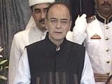 Video : GST का मेगा लॉन्च : वित्त मंत्री अरुण जेटली ने कहा- आम आदमी पर टैक्स का बोझ कम होगा