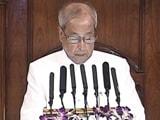 Video : जीएसटी लागू होना मेरे लिए व्यक्तिगत सफलता - राष्ट्रपति प्रणब मुखर्जी