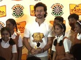 Video : Tiger Shroff On The Importance Of Education