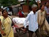 Video : In Chattisgarh, Family Hires Hand Cart To Carry Girl's Body Home