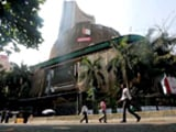 Video : Sensex Conquers 34,000 As Markets Soar To New Highs