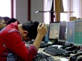 Video: Sensex Falls On Weak Global Cues, Nifty Hold 9,650