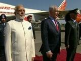 Video: इंडिया 8 बजे : इजराइल में पीएम मोदी का शानदार स्वागत