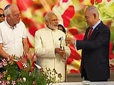 Video: Shalom 'Namo'ste: PM Modi's Big Welcome In Israel