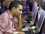 Video: Sensex, Nifty Open On A Flat Note