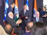 Video : इंडिया 8 बजे : भारत और इजरायल के बीच बढ़ती दोस्ती