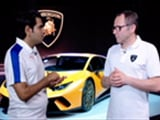 Video : In Conversation With Monika Mikac, COO, Rimac Automobili  and Stefano Domenicali, CEO, Lamborghini