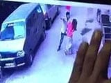 Video : Killer Filmed On CCTV Stabbing Delhi Woman Arrested In Mumbai