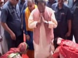 Video : Jharkhand Chief Minister 'Lets' Women Wash His Feet, Activists Hang Him Out To Dry