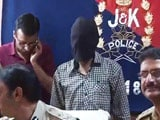Video : UP Man Worked For Lashkar In Kashmir, Became Hardcore Terrorist: Cops