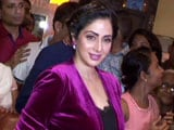 Video : Sridevi Interacts With Fans At A Special Screening Of <i>MOM</i>