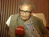 Video : Time Has Come To Unite Against Communalism, Sectarianism: Amartya Sen