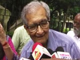 Video : Can't Say Cow, Hindutva: Censor Board Wants Amartya Sen Beeped In Film