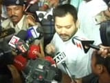 Video : 'Didn't Even Have A <i>Moonchh</i> Then': Tejashwi Yadav On Corruption Charges