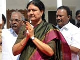 Video : 'Sasikala Running Tamil Nadu From Jail': Notice To Ministers On Petition