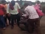 Video : नागपुर में गोमांस ले जाने के शक में युवक की पिटाई