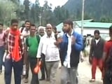 Video : Undeterred By Anantnag Attack, Pilgrims Continue Amarnath Yatra