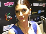 Video : Kriti Sanon Is Nervous About Her Performance At IIFA