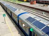 Video : सौर ऊर्जा से चलने वाली देश की पहली ट्रेन परीक्षण के लिए तैयार