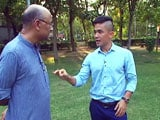 Walk The Talk With Sunil Chhetri, Most Capped Indian Football Player