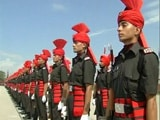 Video : Jammu And Kashmir Light Infantry's Passing Out Parade