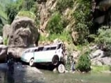 Video : 16 Amarnath Pilgrims Killed As Bus Falls Into Gorge In Jammu And Kashmir