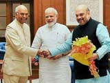 Video : Will Be Delighted To Work With Ram Nath Kovind: PM's 'Advance' Wishes