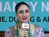 Video : Kareena Kapoor Khan In Conversation With Rujuta Diwekar