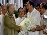 Video: Good Evening इंडिया : कौन बनेगा उपराष्ट्रपति?