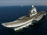 Video: Biggest Ever Naval Wargame In Indian Ocean: NDTV On Board USS Nimitz