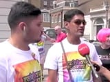 Video : When Mumbai Joins The London Pride Parade