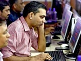 Video : Sensex Falls Over 350 Points On Weakness In ITC