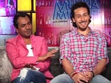 Video : Dance Seemed Odd In Tiger Shroff's Presence: Nawazuddin Siddiqui