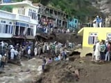 Video : Several People Feared Dead In Cloud Burst In Jammu And Kashmir's Doda
