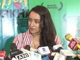 Video : Shraddha Kapoor On <i>Lipstick Under My Burkha</i>
