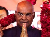Video: Ram Nath Kovind Elected President Of India