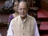 Video : Government Acting Against Cow Vigilantes, Arun Jaitley Tells Rajya Sabha